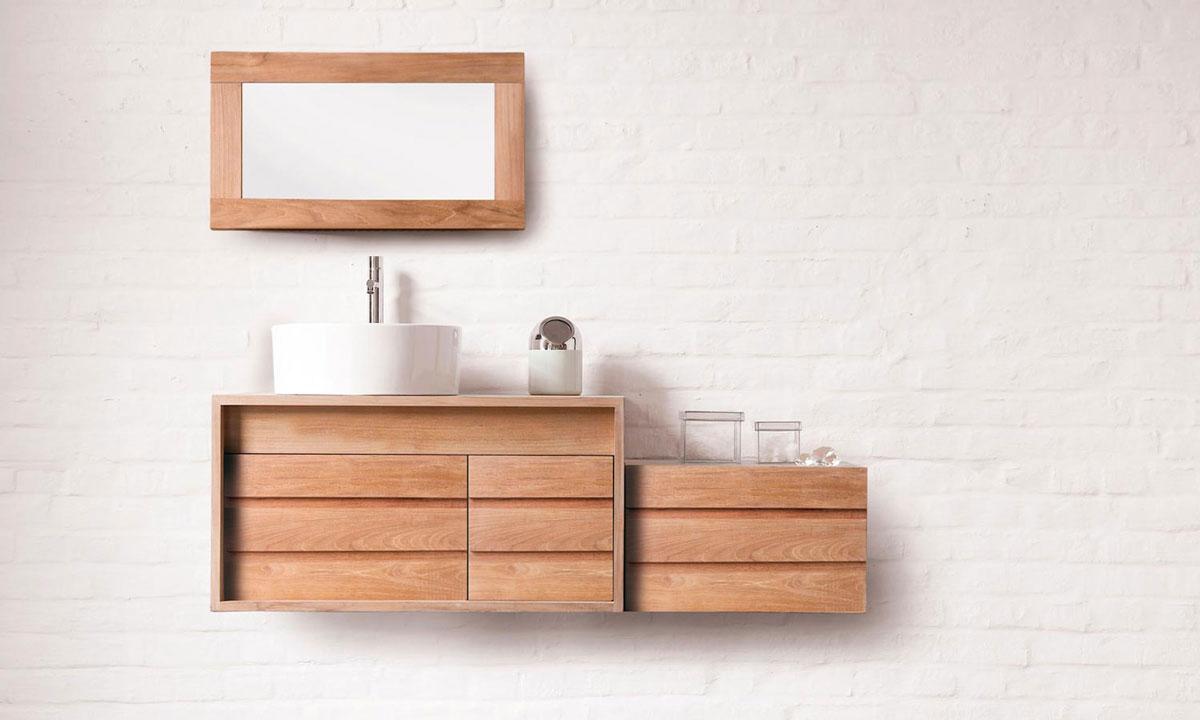 Meuble de salle de bains lineart aix en provence - Mobilier jardin teck entretien aixen provence ...