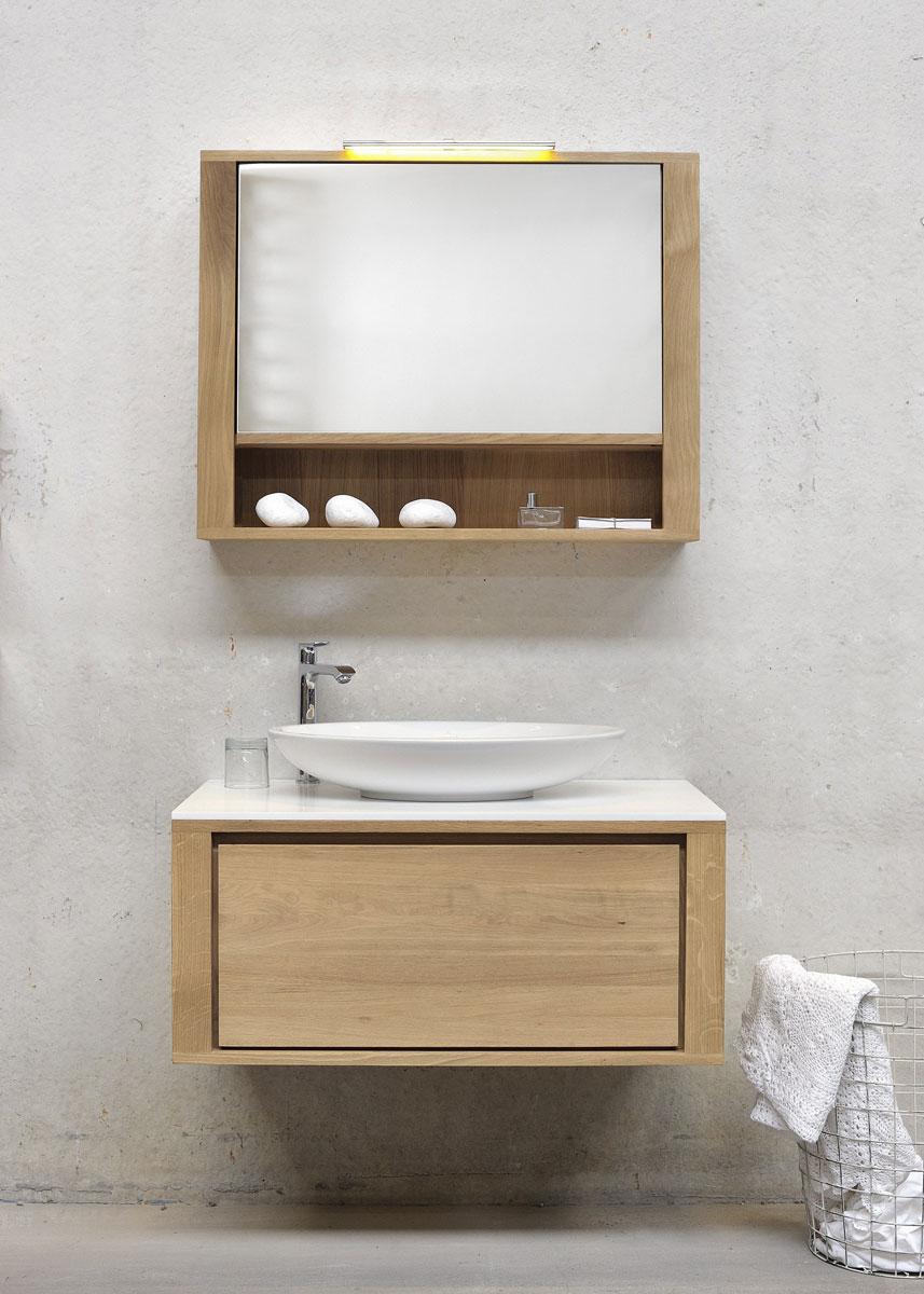 Meuble de salle de bain ethnicraft aix en provence for Moab salle de bain