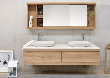 Meuble de salle de bain ethnicraft aix en provence for Meuble japonais nice