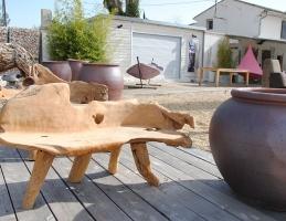 Dash and albert aix en provence marseille kei stone - Mobilier de jardin en palette aixen provence ...