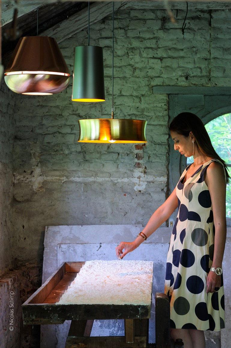 luminaire déco aix en provence kei stone