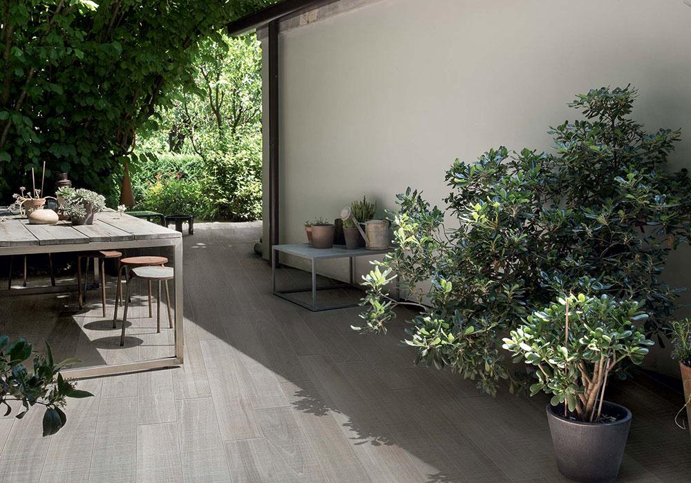 Carrelage castelvetro woodland, imitation plancher exterieurantidérapant antislip - Kei-stone Aix en Provence
