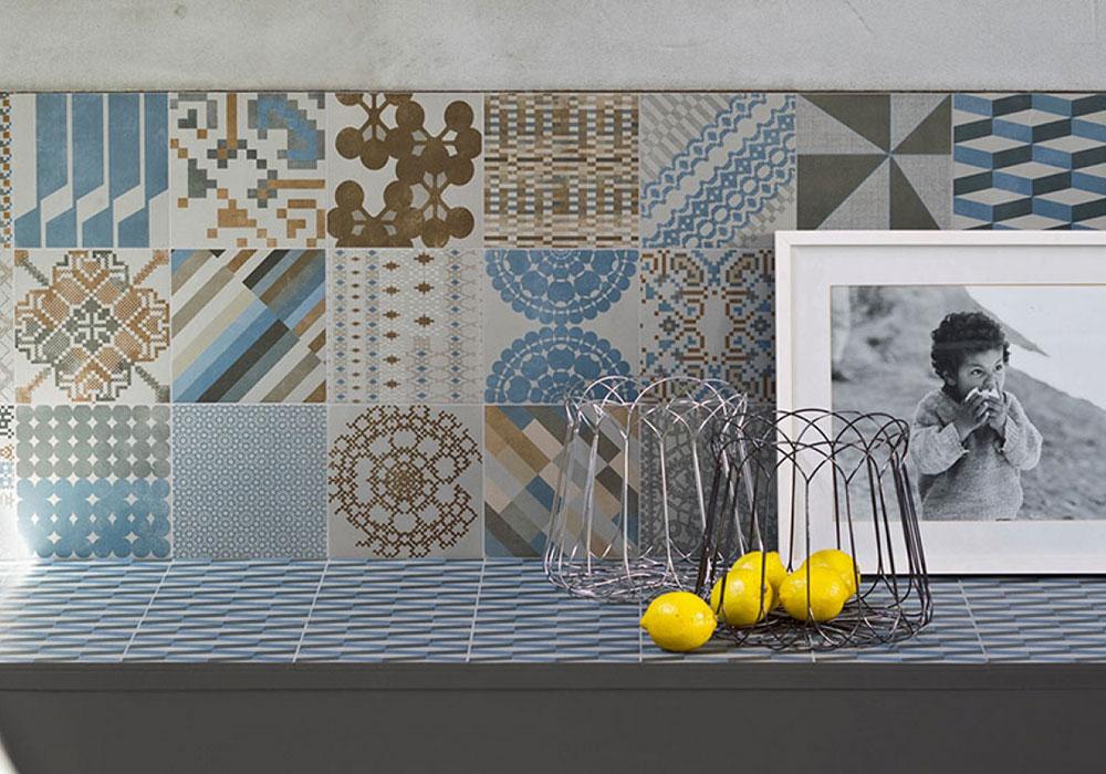 carreaux-de-ciment decor Azulejos Aix en Provence