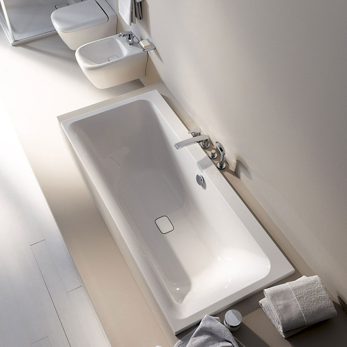 vasque blanche sanitaire bain Allia Kei stone aix en provence provence alpes cote d'azur nice marseille toulon digne nîmes arles montpellier