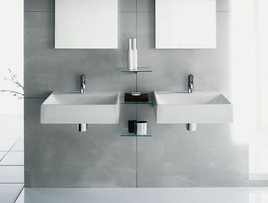 double vasque sanitaire Allia Kei stone Aix en provence provence alpes cote d'azur nice marseille toulon digne nîmes arles montpellier