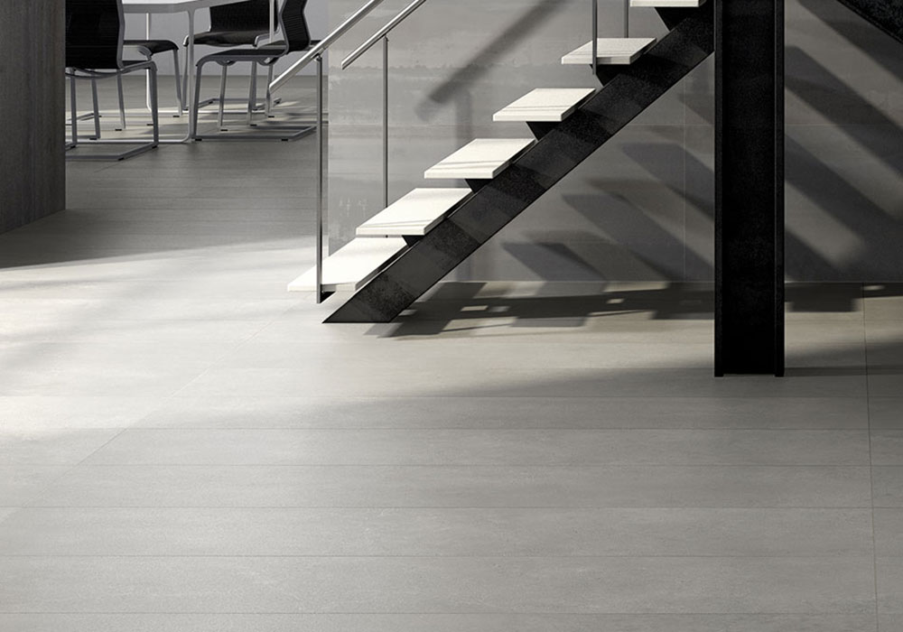 carrelage gris gona aix en provence kei stone. Black Bedroom Furniture Sets. Home Design Ideas
