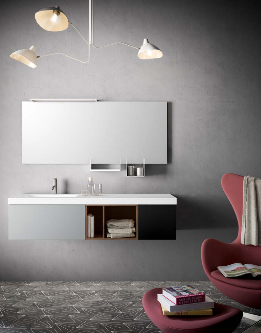 meubles de salle de bain stocco carrelages & bains kei stone aix en provence