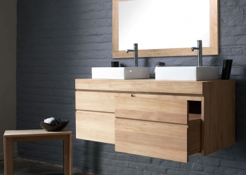 meuble de salle de bain Urban Lineart chez Kei-Stone Carrelages & Bains Aix en Provence