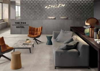 carrelage Kronos ceramiche primamateria imitation béton ciré dalle ciment antidérapant - Kei-stone Aix en Provence