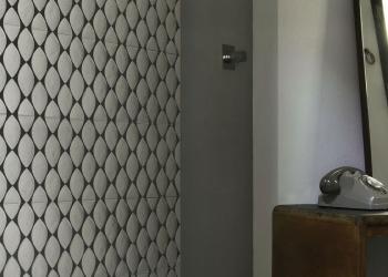 Carreaux céramiques casa dolce série matéria project , décor calisson - Kei-Stone Aix en Provence