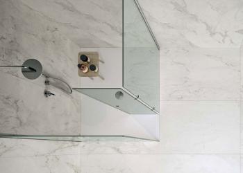 carrelage casa dolce casa série Stone and more imitation marbre poli brillant pour salle de bain palace hôtel- Kei Stone Aix en Provence
