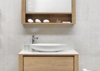 meubles de salles de bains Ethnicraft Kei stone aix en provence provence alpes cote d'azur nice marseille toulon digne nîmes arles montpellier