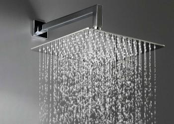 colonne de douche thermostatique Ondyna avec blocage température