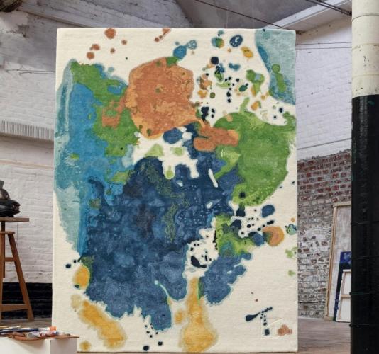tableau artiste peintre aix en provence kei stone