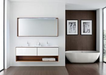 meuble de salle de bain oasis carrelages & bains Kei Stone aix en provence